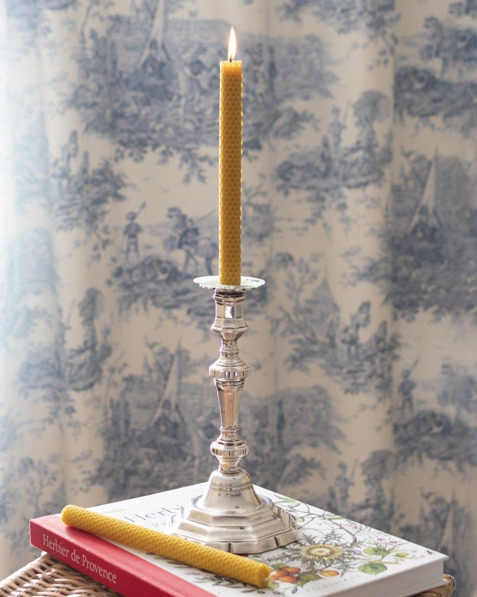 Apis Cera bougies en cire d'abeille