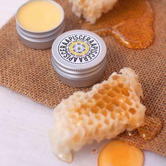 Baume à lèvres bio au miel et cire d'abeille - Apis Cera