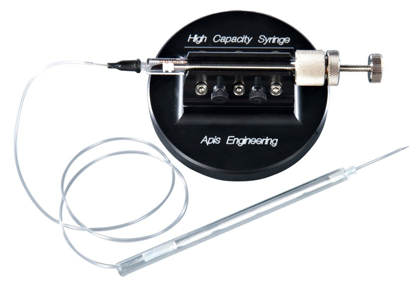 Apis Engineering High Capacity Syringe