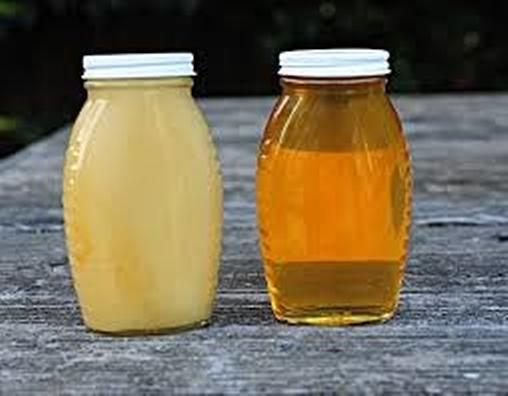 miel china