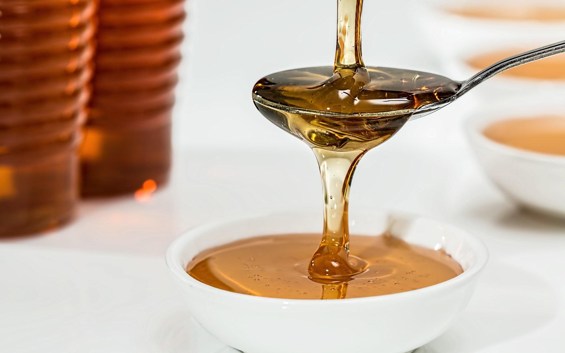 cucharada miel