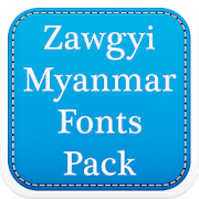 Download Zawgyi Myanmar Fonts Pack 4.1 APK Download - Android ...