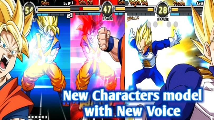 Dragon Ball Tap Battle Mod apk Download, Dragon Ball Z Game