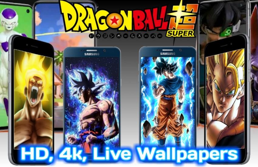 Dragon Ball Super Wallpaper 4k