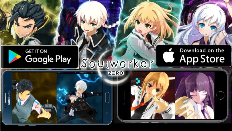 SoulWorker Zero The Online Anime Game for Android and iOS