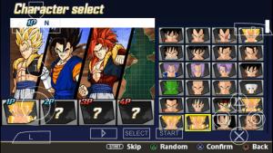 Dragon Ball Z Budokai Tenkaichi 3 For Android