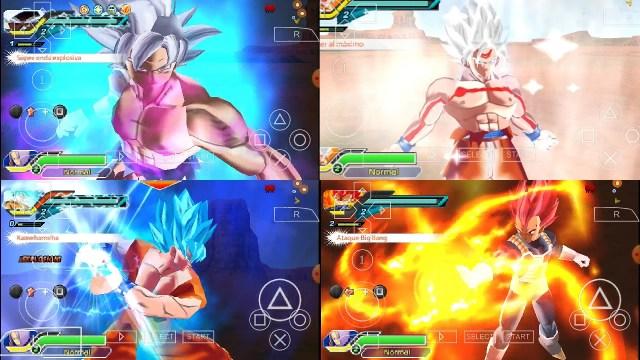 Dragon Ball Xenoverse 2 Mods PSP ISO Download