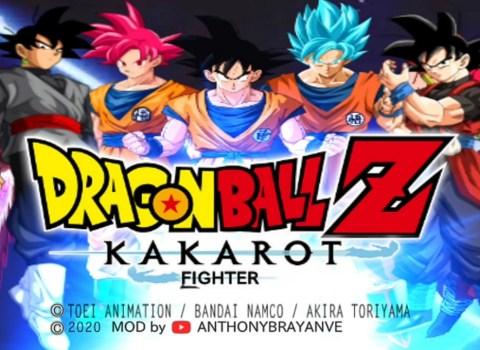 Dragon Ball Z Kakarot FighterZ Tap Battle Mod Apk Download