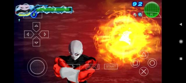 DBZ TTT Jump Force Mod Jiren