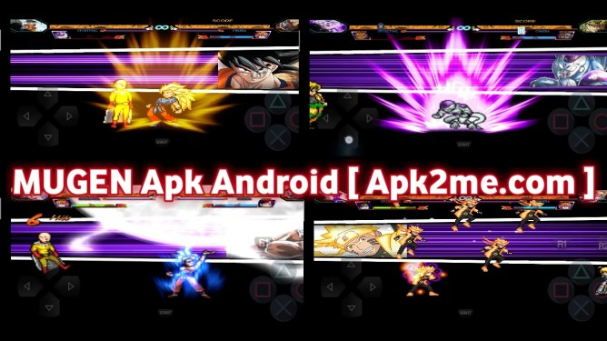 Dragon Ball Z Mugen Apk For Android