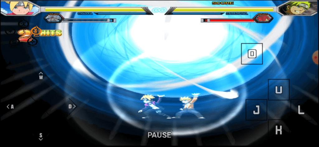 Naruto X Baruto Mugen Apk For Android