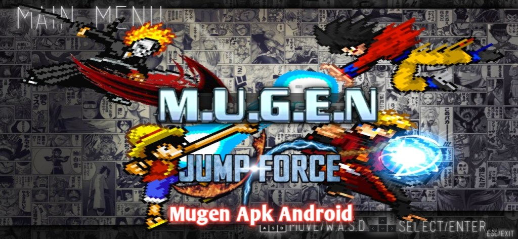 Jump Force Mugen Apk For Android