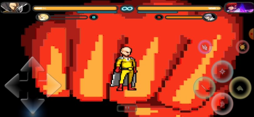 One Punch Man Mugen Apk For Android