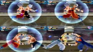 All Fusions DBZ BT3 MOD PS2