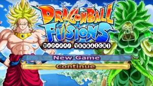 Dragon Ball Fusion DBZ BT3 MOD PS2