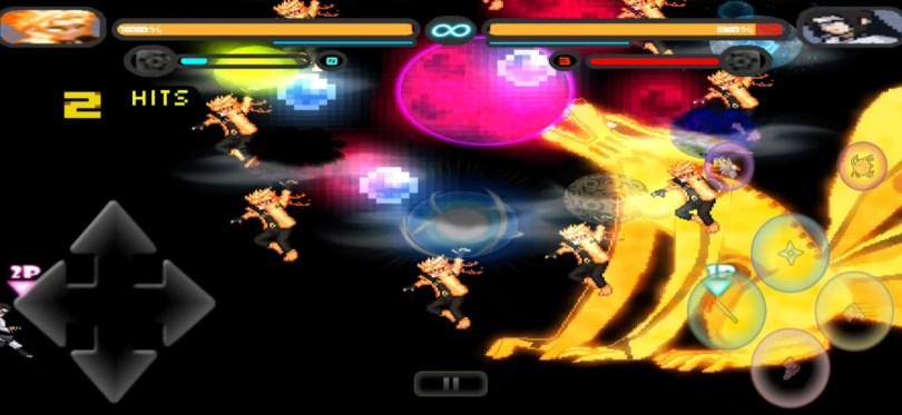 Naruto Mugen Apk BVN 3.3 Mod Download