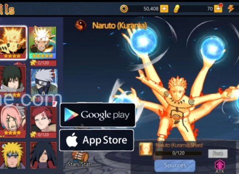 Naruto Will of Shinobi iOS Android
