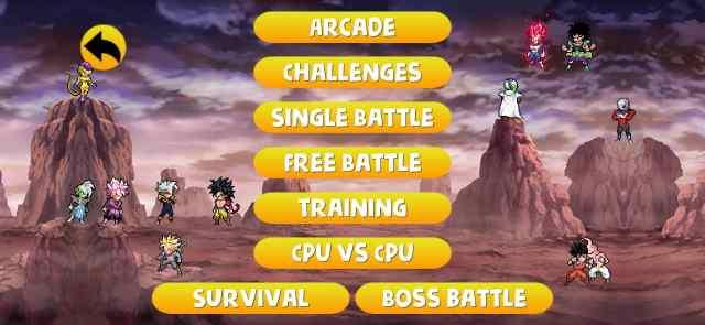Power Warriors Apk Download