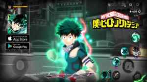 My Hero Academia Game for Android and iOS Download