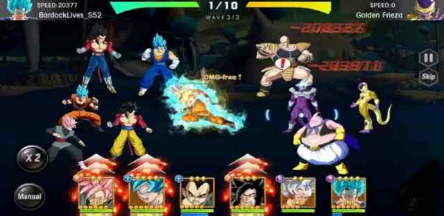 Dragon Ball Fighter Z Apk on Android Download