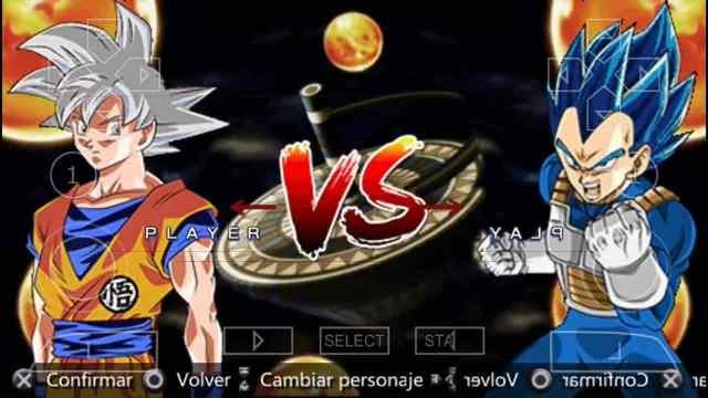Dragon Ball Z Shin Budokai 6 Download PSP