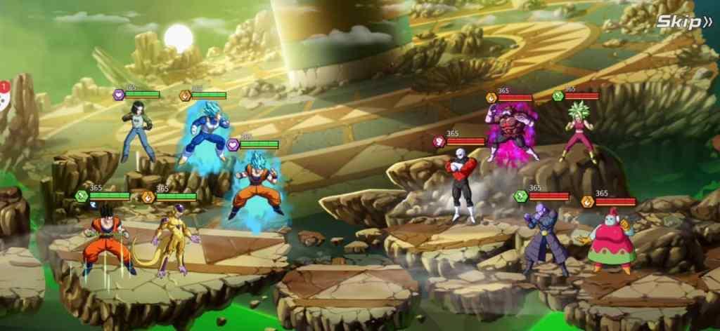 Dragon Ball Super Fighters The Legend of Shenron apk download