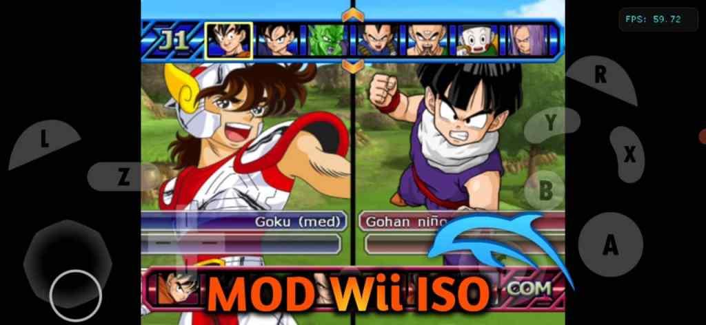 Dragon Ball z Budokai Tenkaichi 3 Wii ISO Download