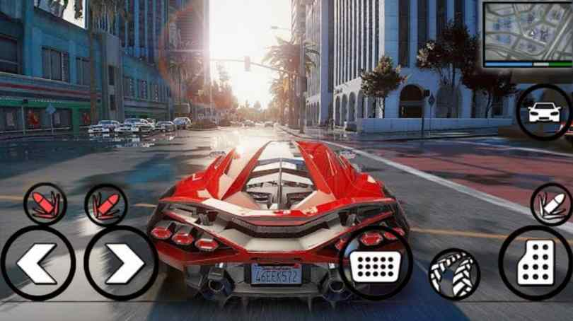 GTA 6 Apk for android