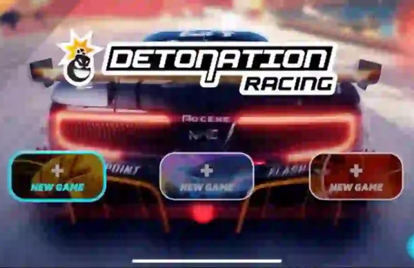 Detonation Racing Apk Download