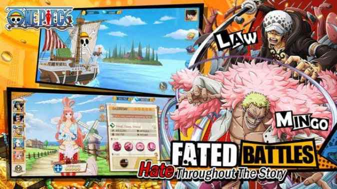One Piece New IDLE RPG Game on Mobile