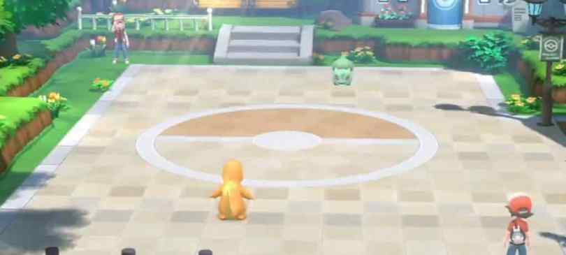 Pokemon let's Go Pikachu Apk Game for android