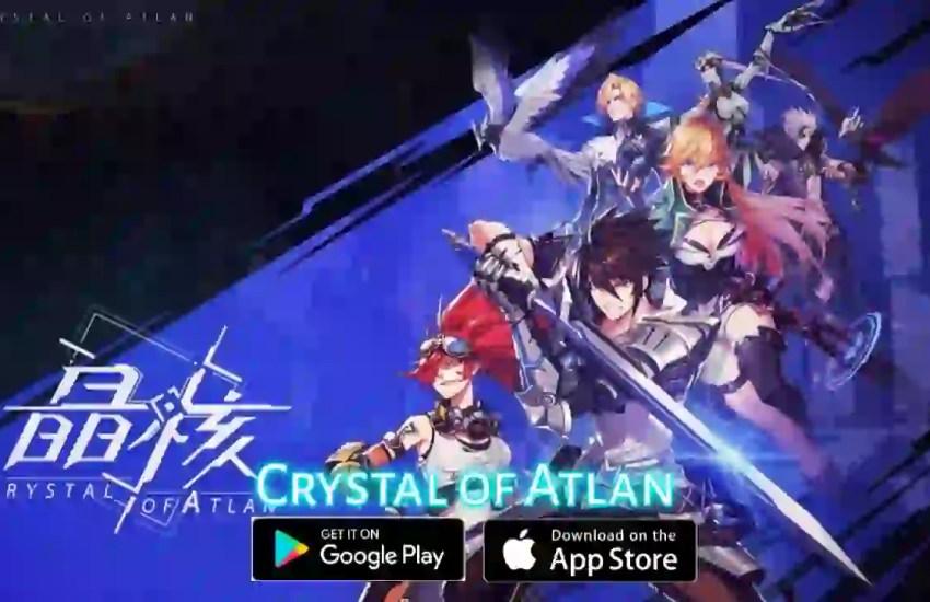 Crystal of Atlan Apk Download
