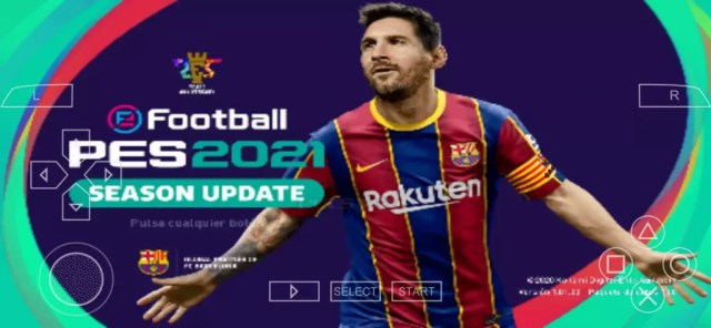 Pes 22 PPSSPP ISO Download