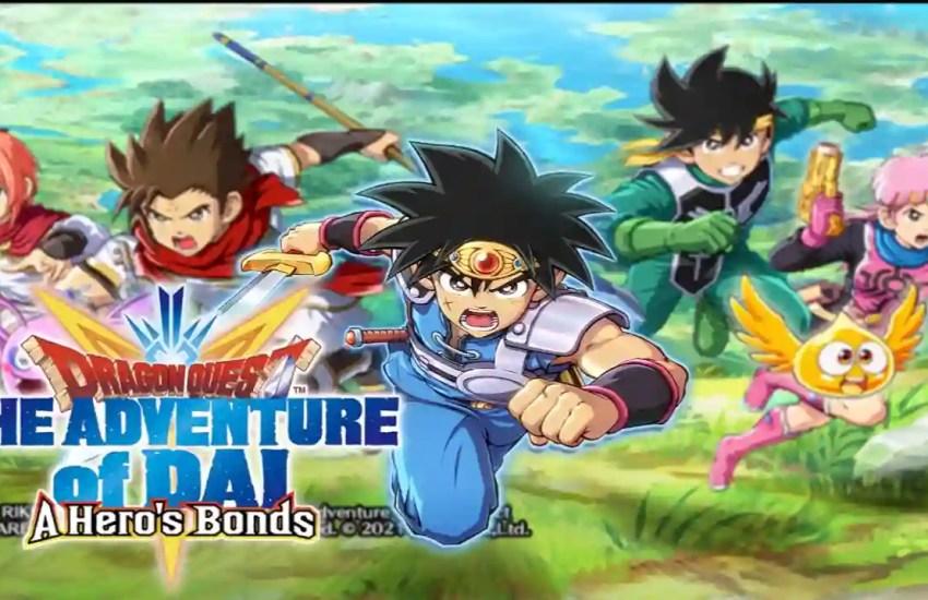DQ Dai A Hero's Bonds Mobile game
