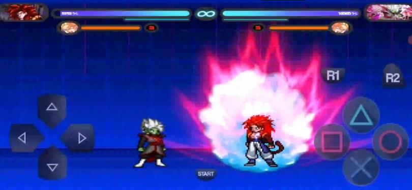 Dragon Ball Super Mugen Apk