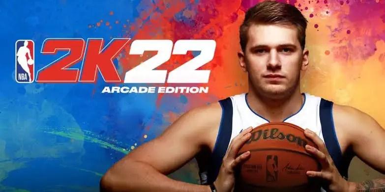NBA 2K22 Arcade Edition Apk Download