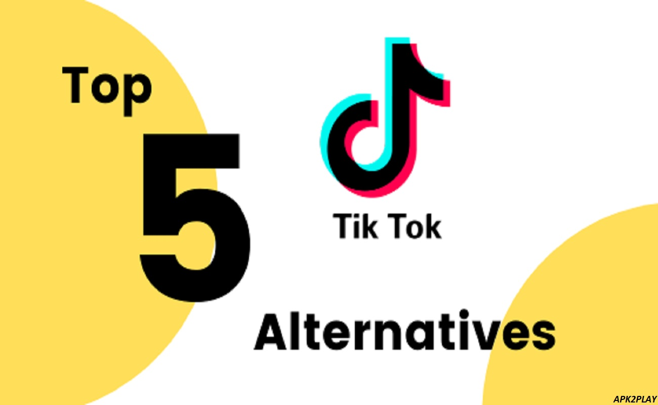 Best TikTok Alternative Apps