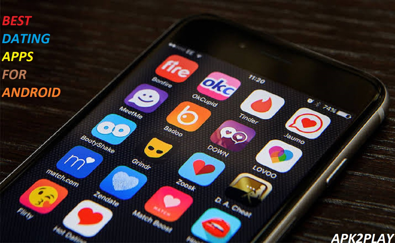 Five Online Dating Apps