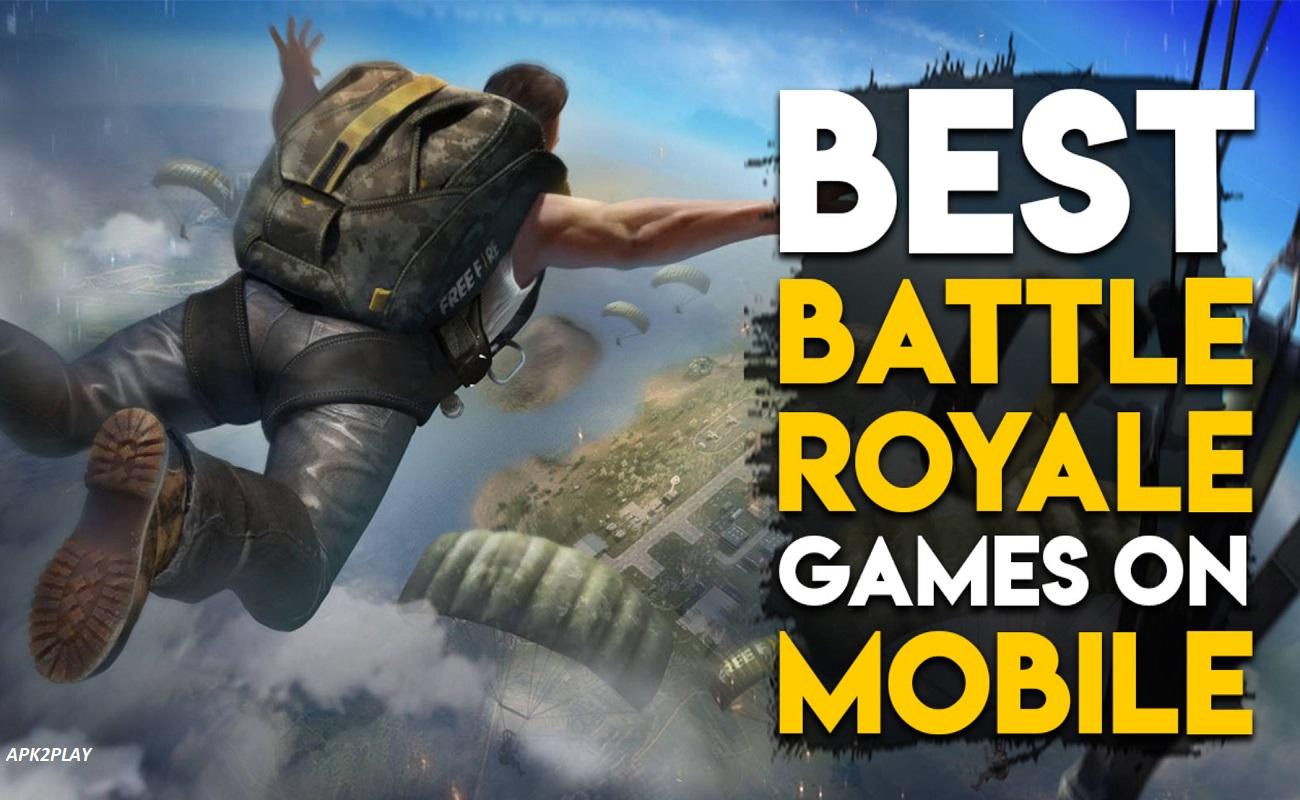 Top 10 Battle Royale Games