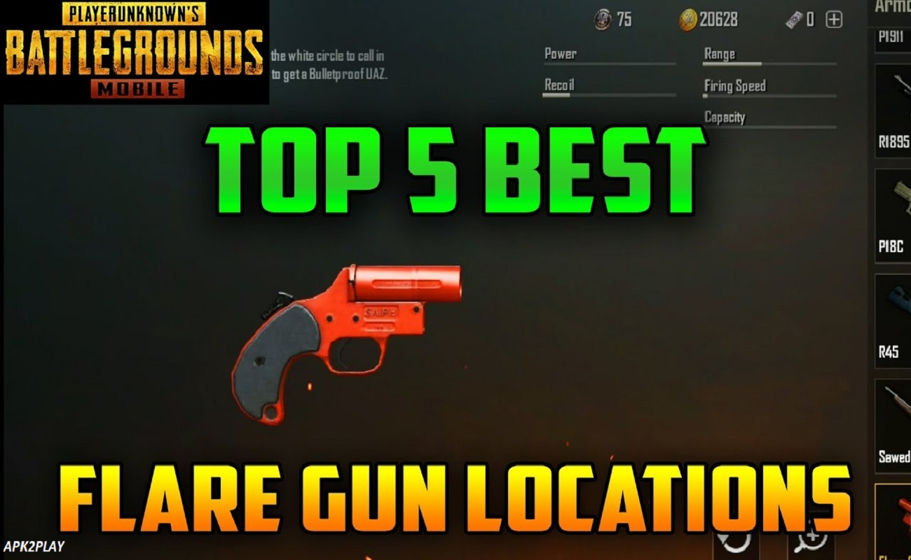 Top 5 Places to Get Flare Gun