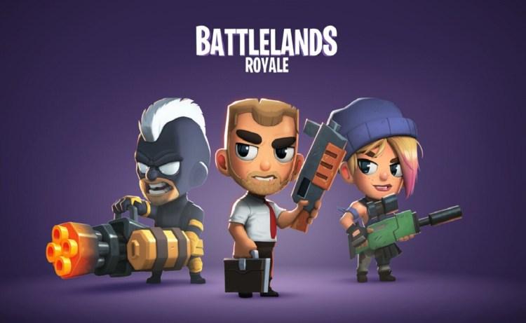 Screenshot of Battlelands Royale