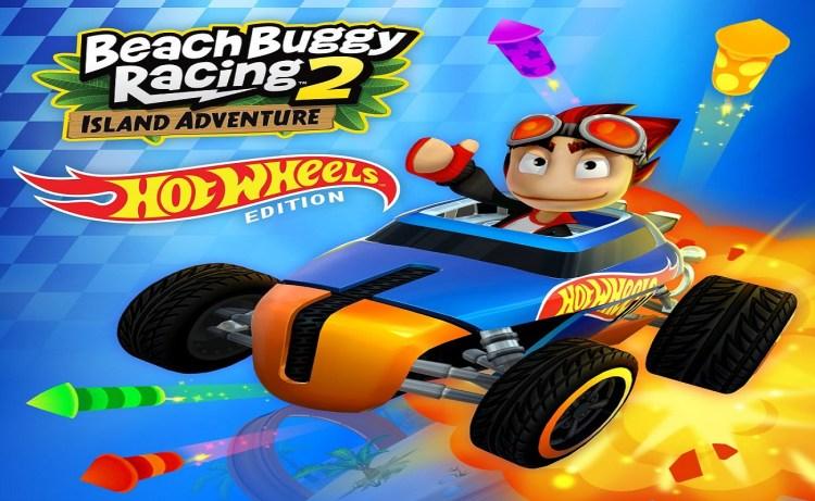 Screenshot of Beach Buggy Racing 2