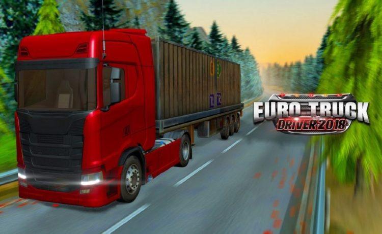 Screenshot of Euro Truck Evolution