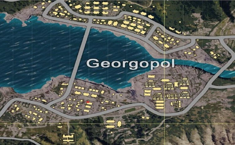 Screenshot of Georgopol