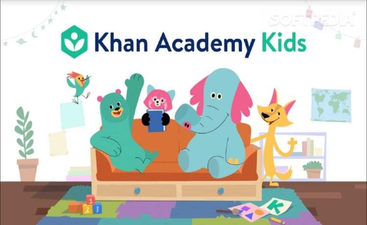 Screenshot of Khan Academy Kids