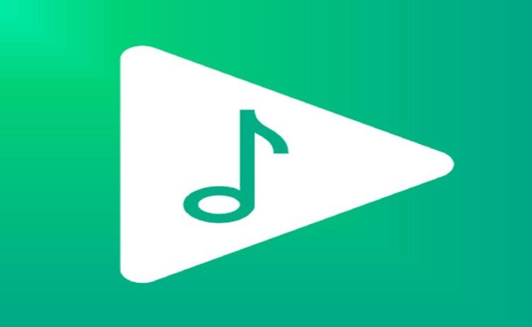 Screenshot of Musicolet