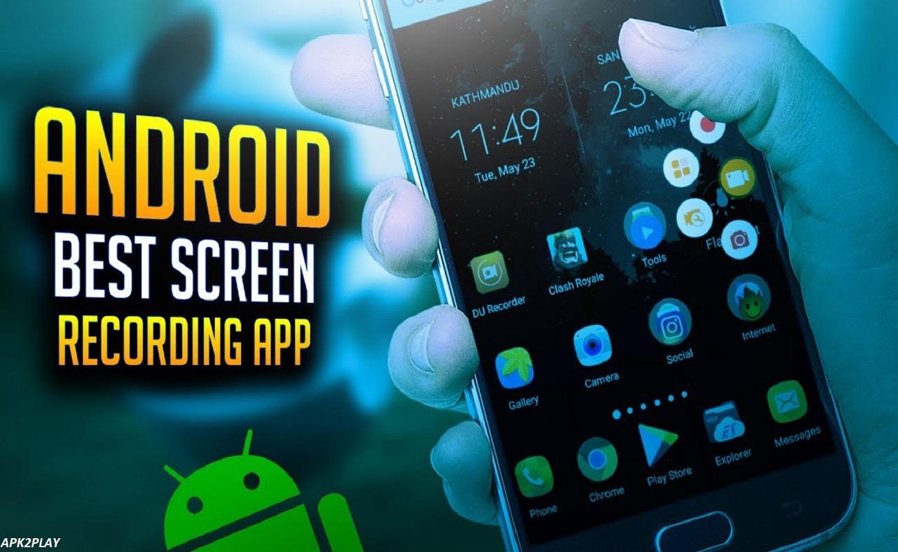 Top 5 Screen Recording Apps