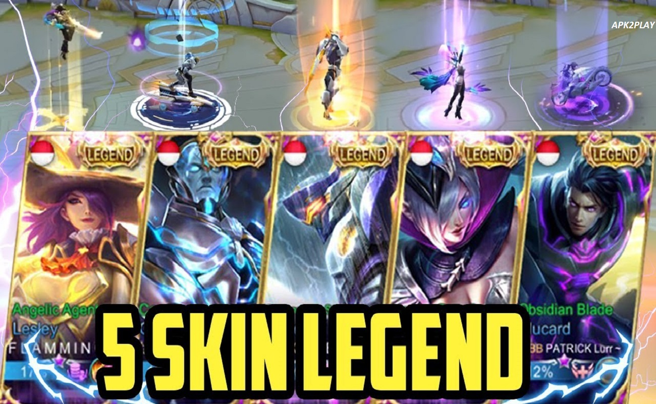 5 Top Rated Skins