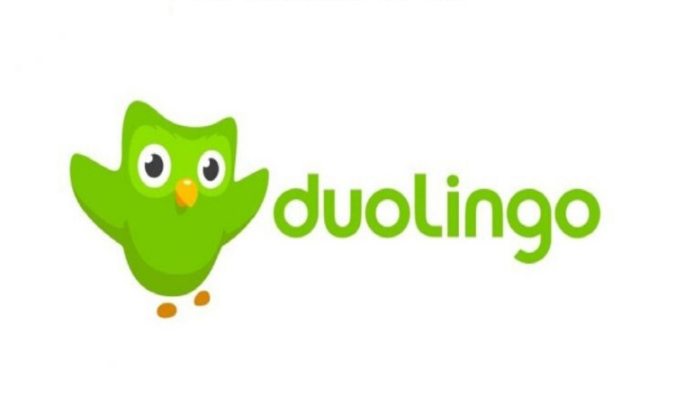 Screenshot of Duolingo