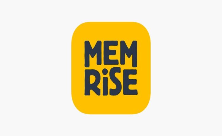 Screenshot of Memrise